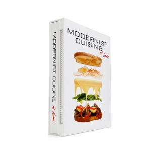 MCAH with kitchen manual in slipcase